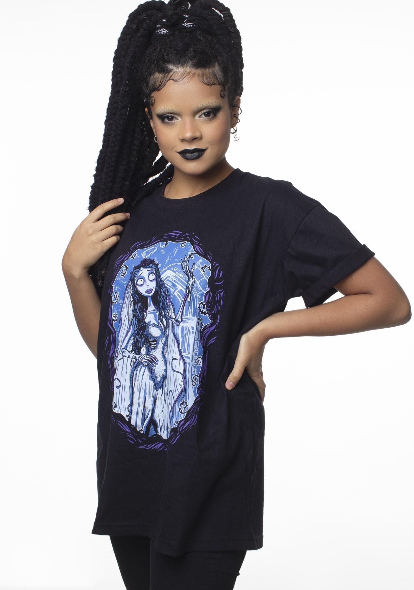 Camiseta A Noiva Cadáver