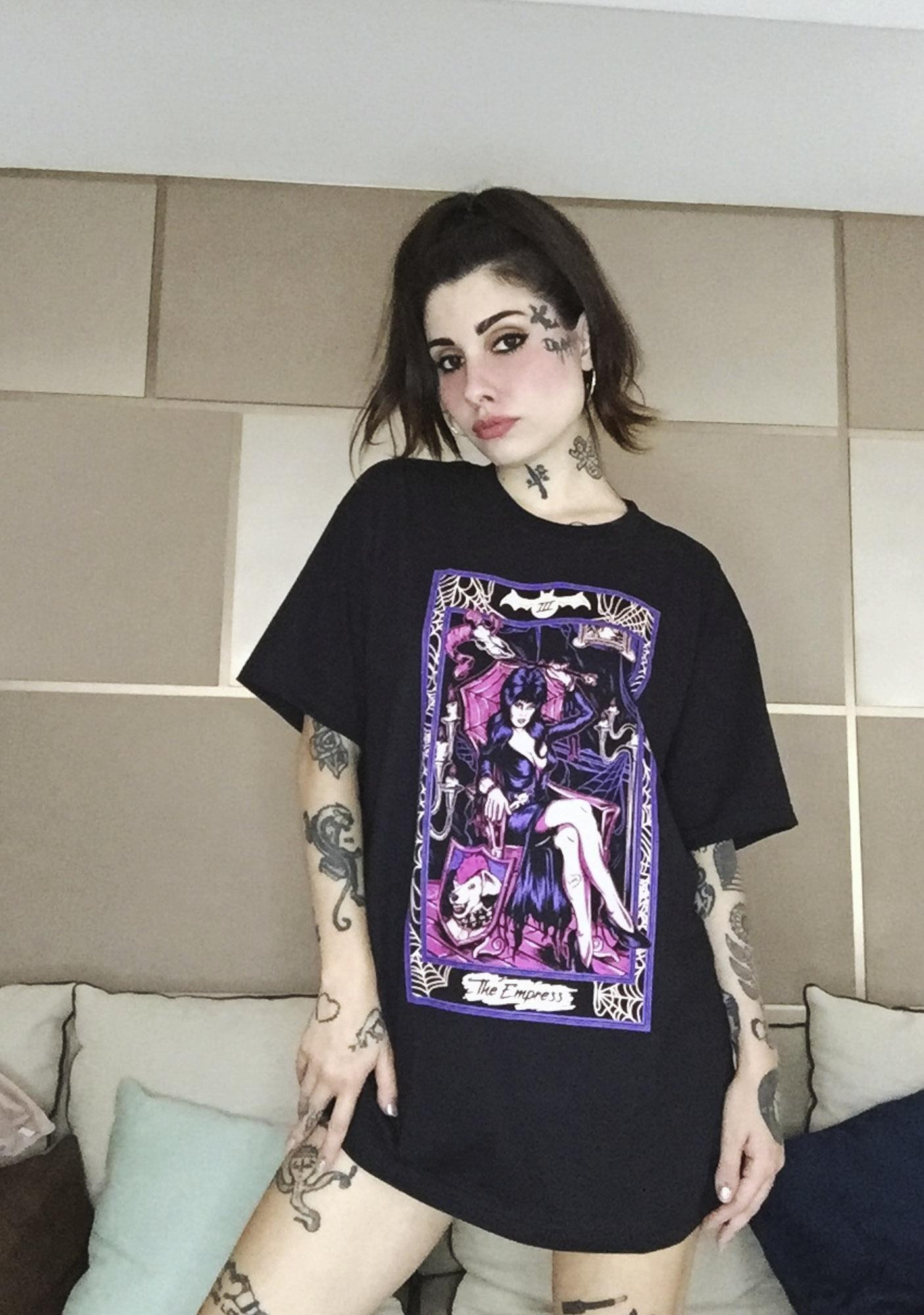 Camiseta The Empress