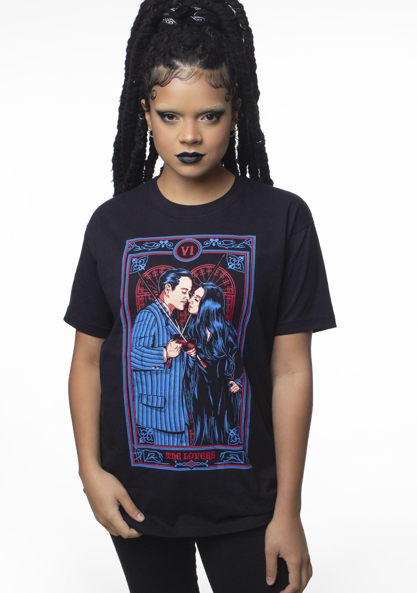 Camiseta The Lovers