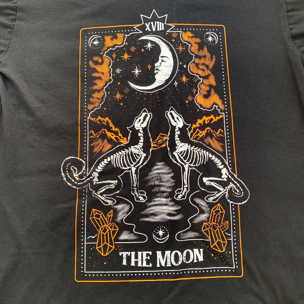 Camiseta The Moon