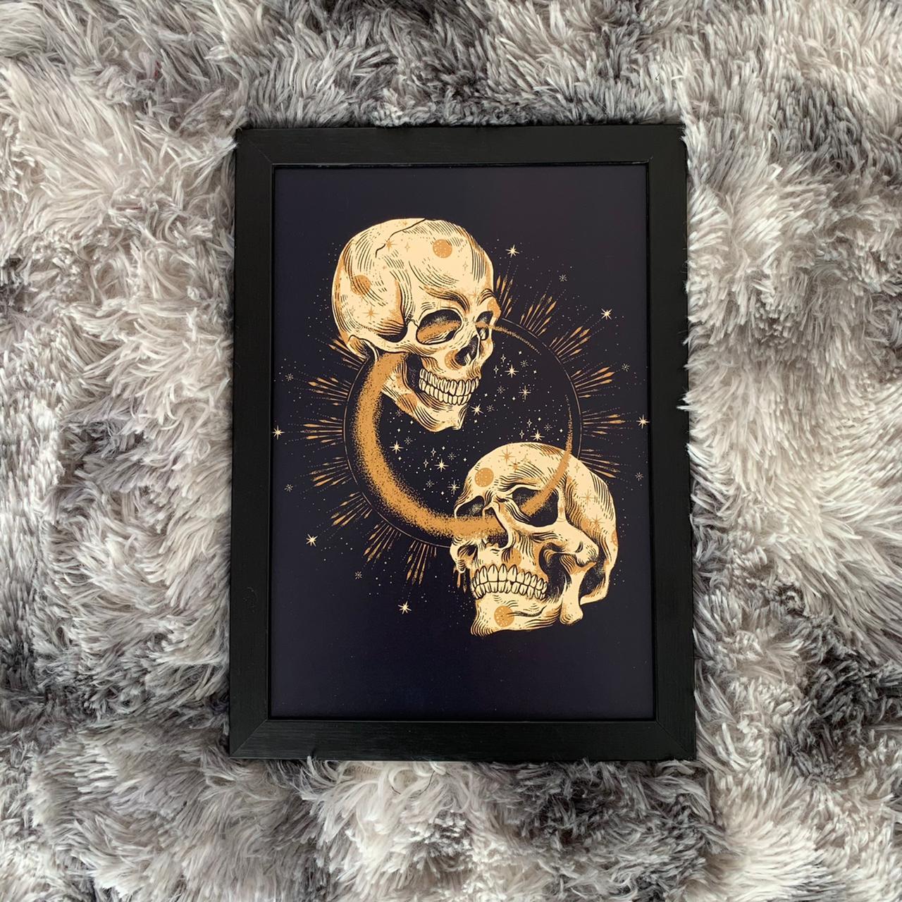 Quadro Cosmic Bones