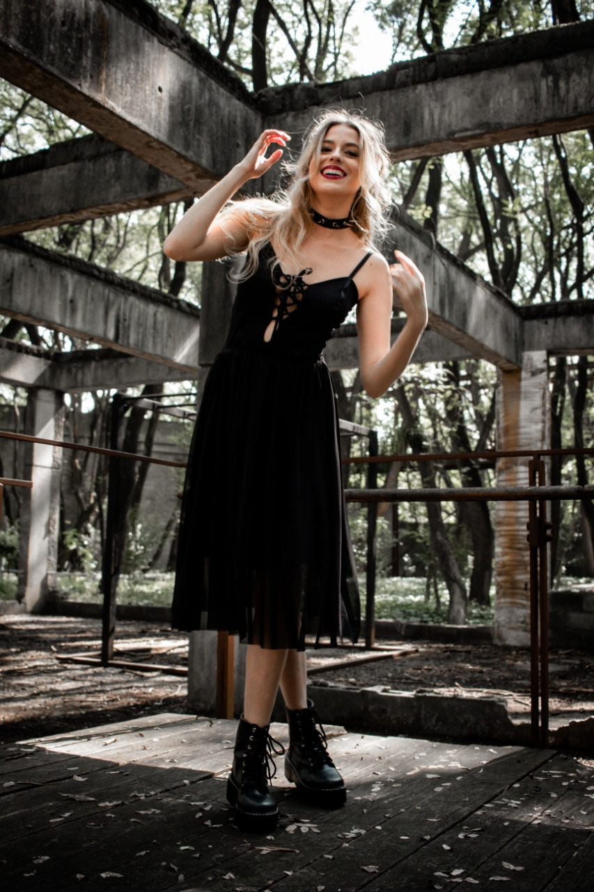 Vestido BeWitched
