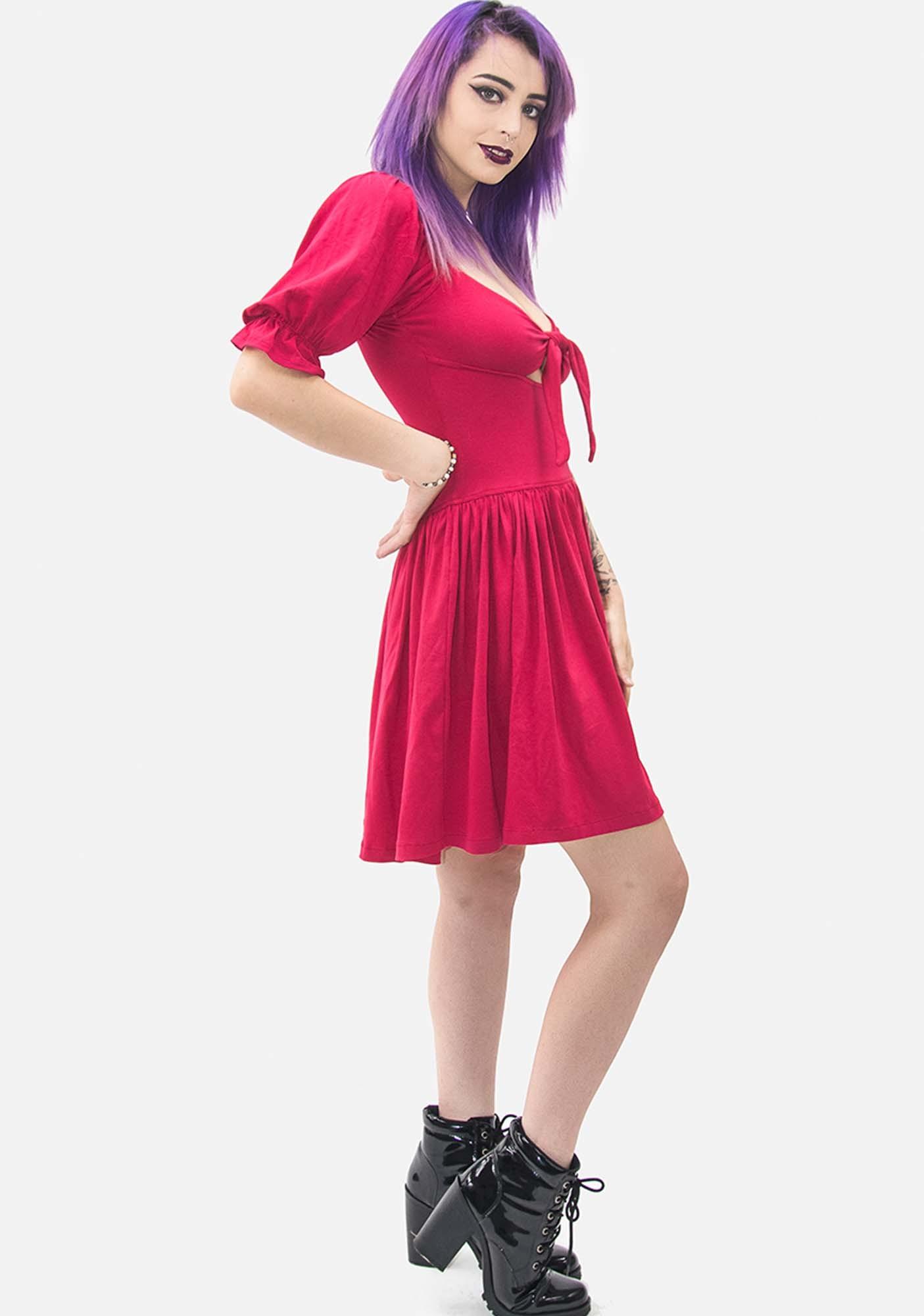 Vestido Cherry Bomb
