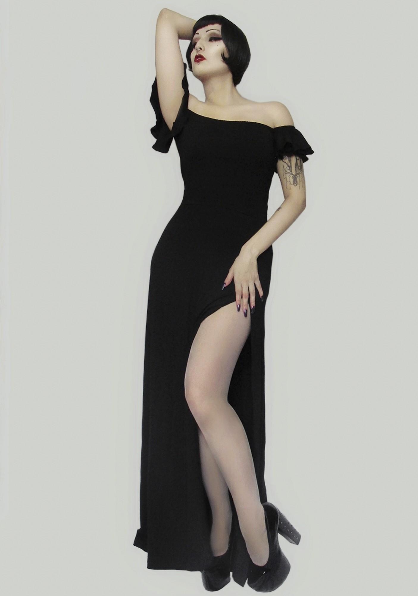 Vestido Cruella