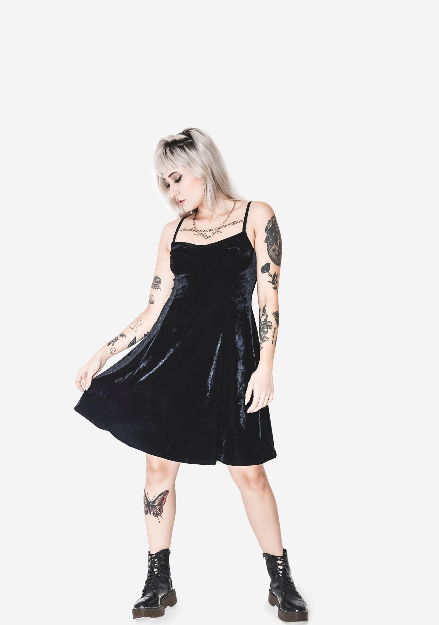 Vestido Deusa Black