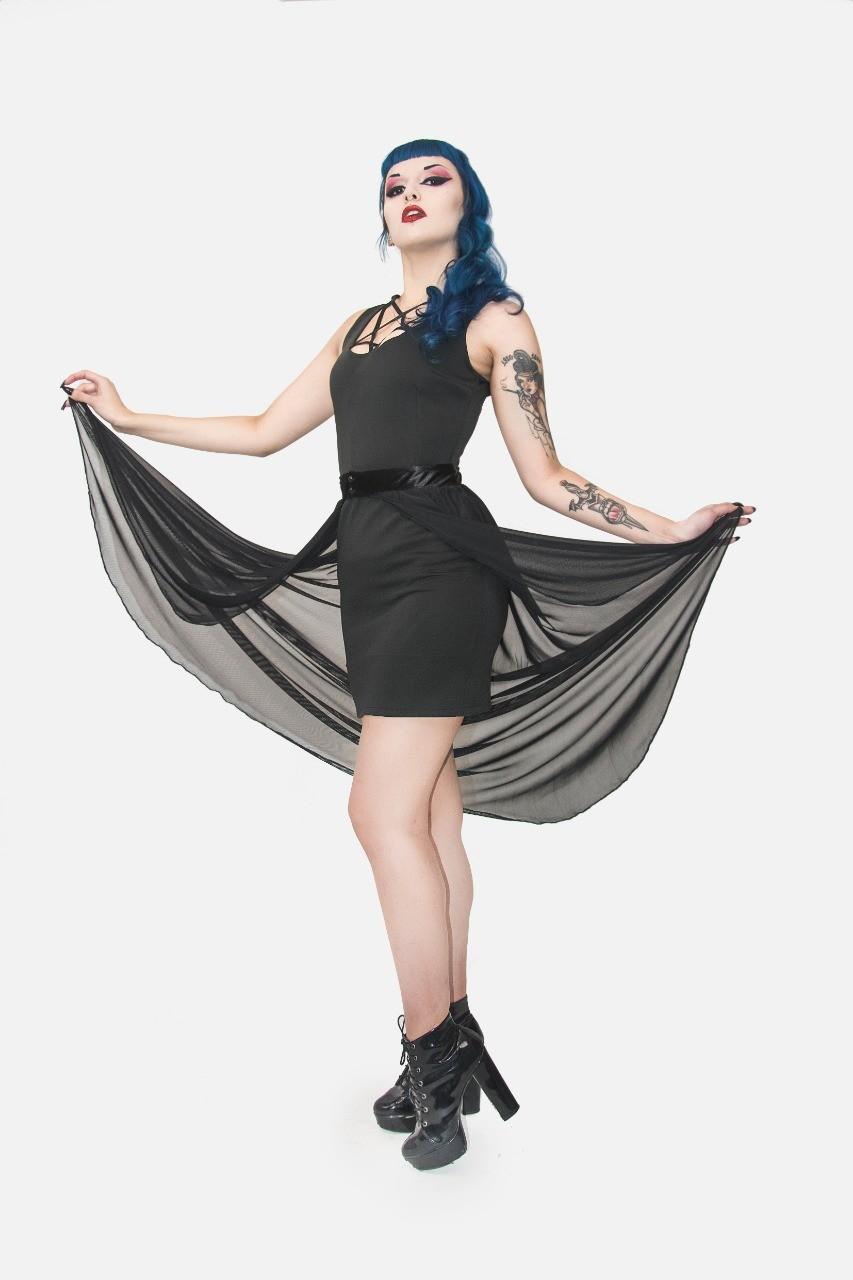 Vestido Pentagrama