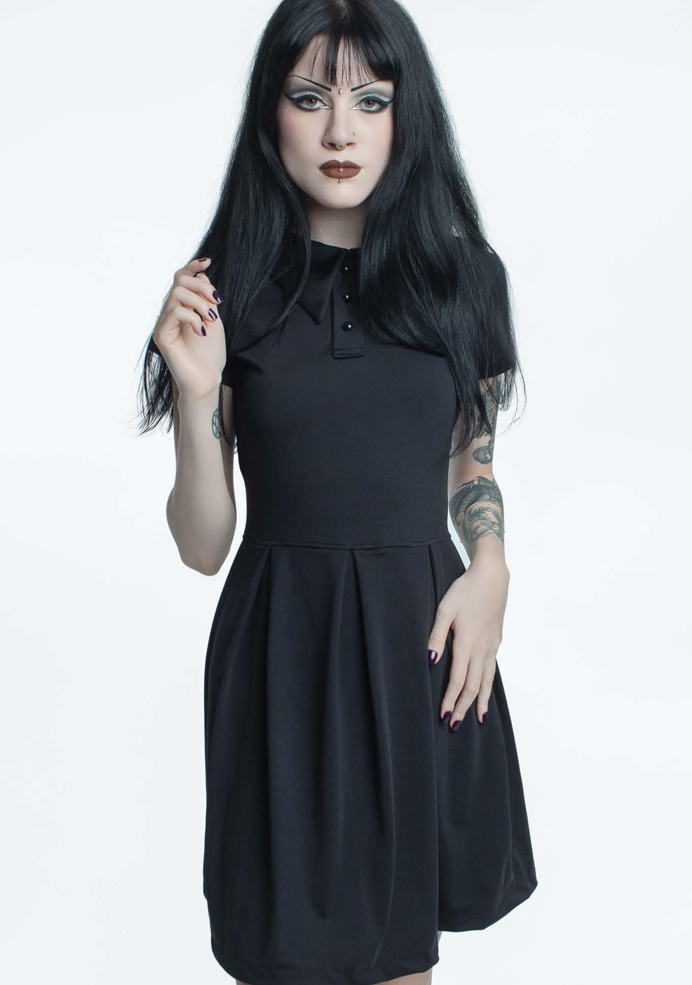 Vestido Vampira