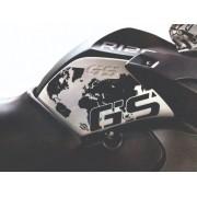 Adesivo Bmw 1200 Gs  - Lateral do Tanque - Mapa