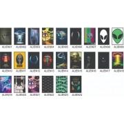 Kit 5 quadros - Decorativo - Alien | Escolha o Seu - 30x20cm