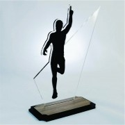 Trofeú Personalizado  - Premiação - Eventos | Campeonatos | Comemorações - 15x10cm