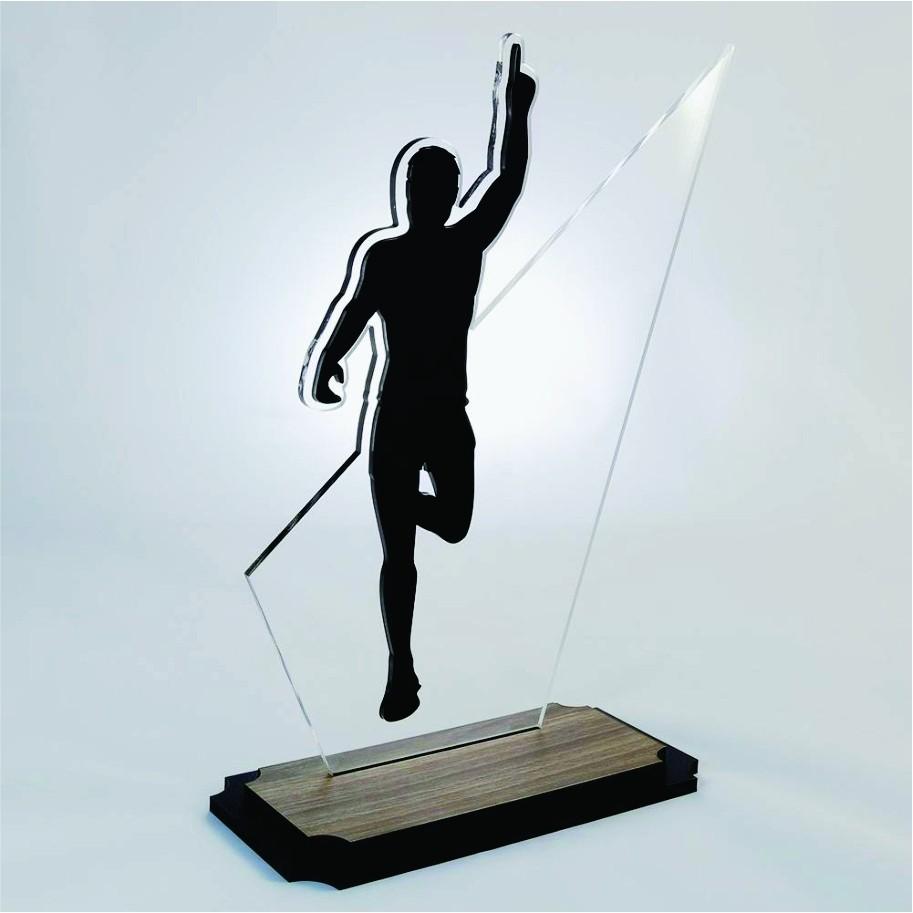 Troféu Personalizado com Acabamento Espelhado - Premiação - Eventos | Campeonatos | Comemorações