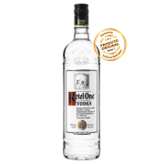 VODKA KETEL ONE 1LT
