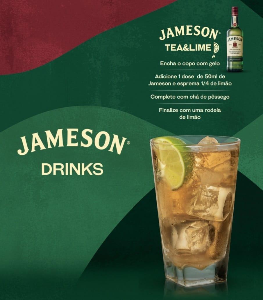 KIT DRINK WHISKEY JAMESON