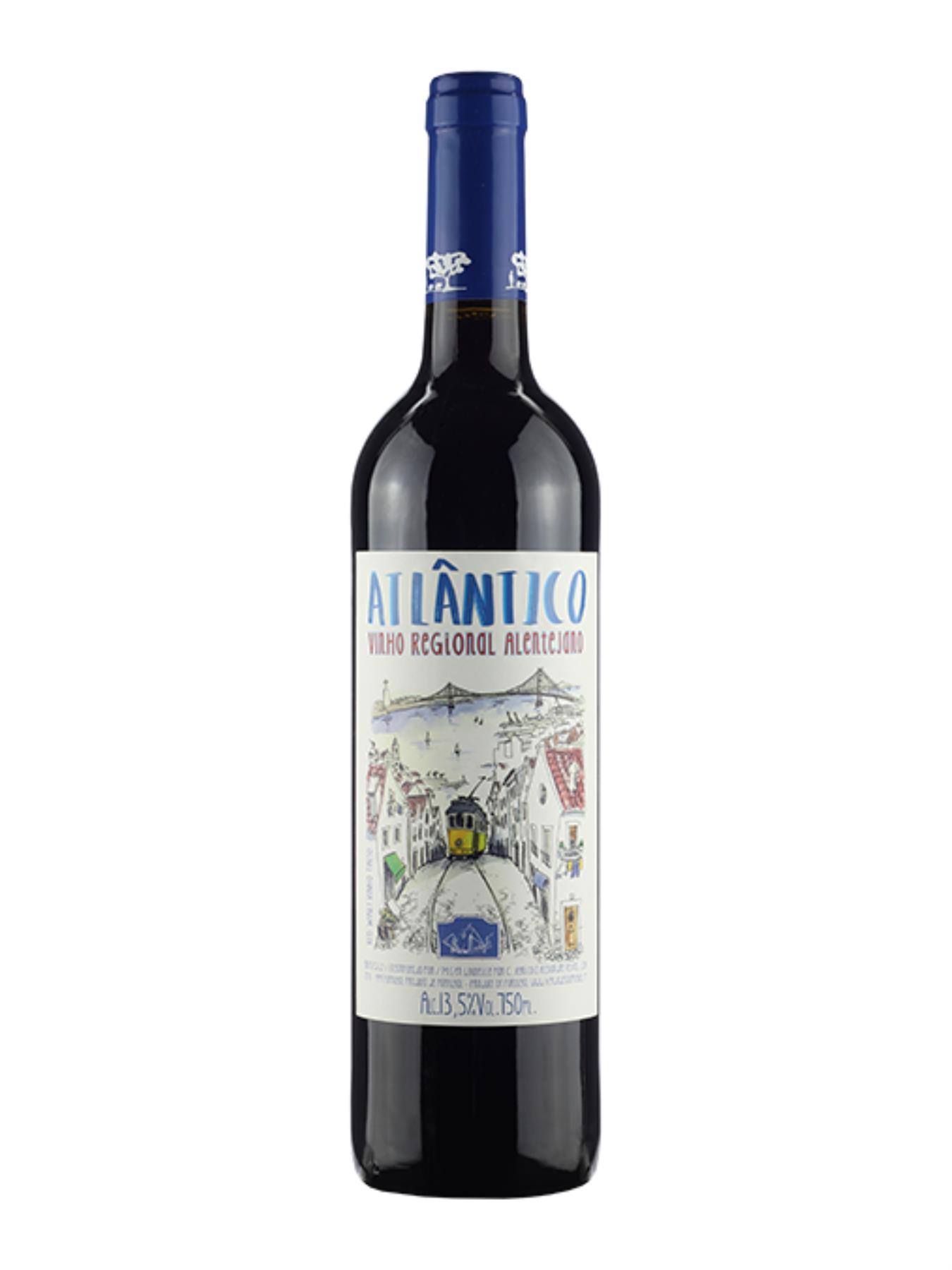 VINHO ATLANTICO ALENTEJO TINTO 750ML