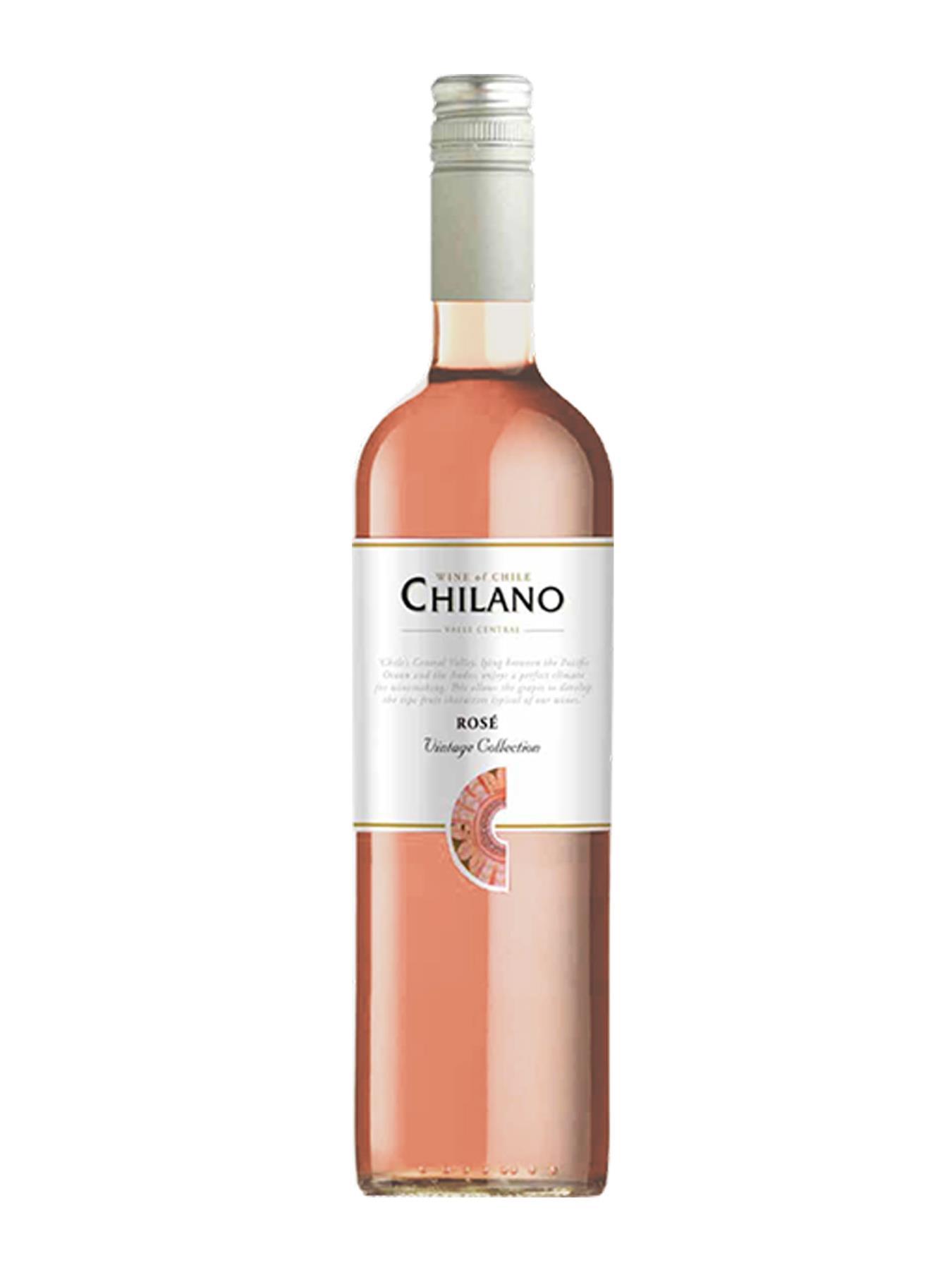 VINHO CHILANO ROSE 750ML