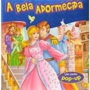 A Bela Adormecida - Conto Infantil - Livro Pop-Up