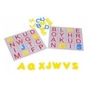 Alfabeto Bingo De Letras - Em Eva - 196 Peças - Estimula Alfabetização