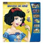 Branca De Neve E Os Sete Anões - Conto Infantil - Livro Sonoro