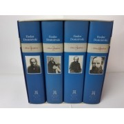 Fiodor Dostoiévski - Obra Completa- 4 Vol./Nova Aguilar