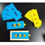 Fixando As Vogais - Estimula A Alfabetização