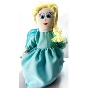Frozen: Elsa, Anna e Olaf em uma única boneca