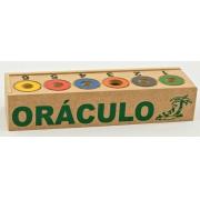 Oráculo - Jogo Matemático - Em Madeira