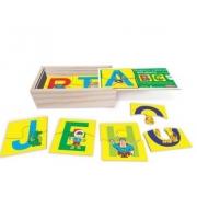 Quebra-cabeça Do Alfabeto - Alfabetização