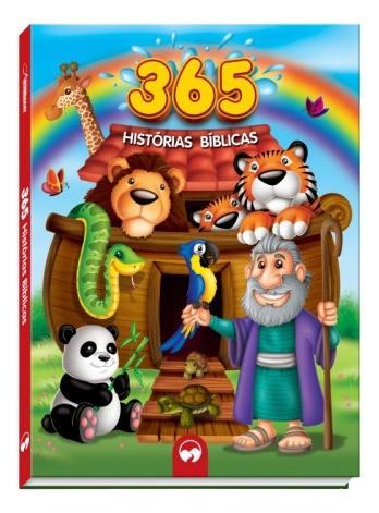 365 Histórias Da Bíblia Para Crianças