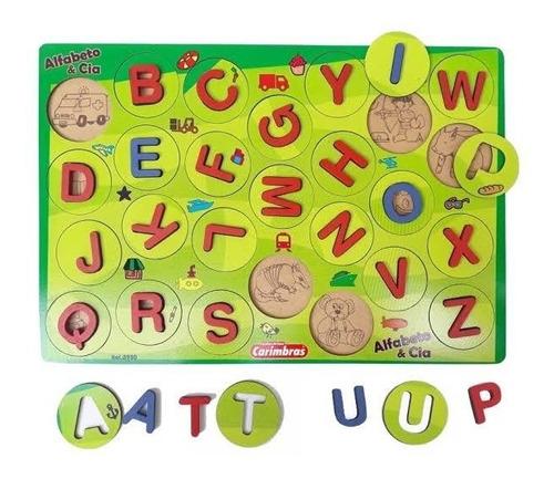 Alfabeto & Cia - Estimula A Alfabetização