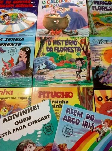 Coleção Infantil: Além Do Arco - Íris / 12 Divertidas Histórias