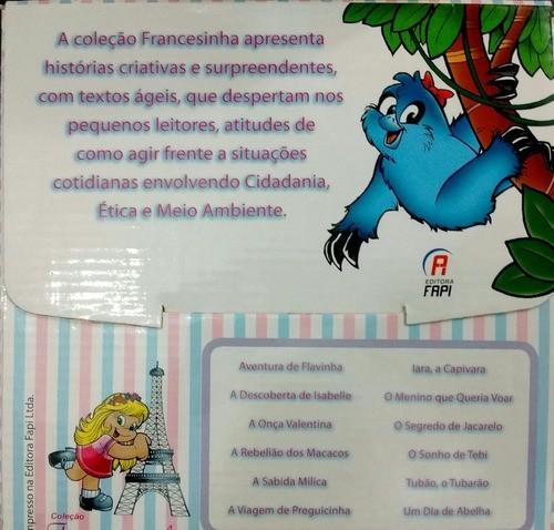 Coleção Infantil: Francesinha - 12 Livros