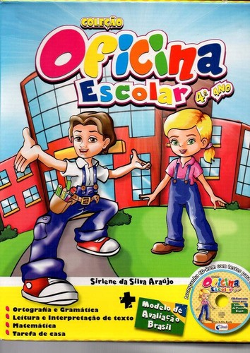 Coleção Pedagógica - Oficina Escolar - 4º Ano