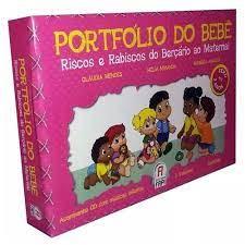 Coleção Portfólio Do Bebê - Com 3 Volumes Cd e Cartazes