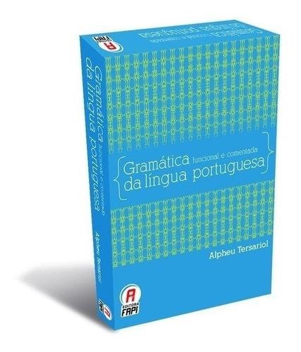Gramática Funcional E Comentada Da Língua Portuguesa - Coleção Pedagógica