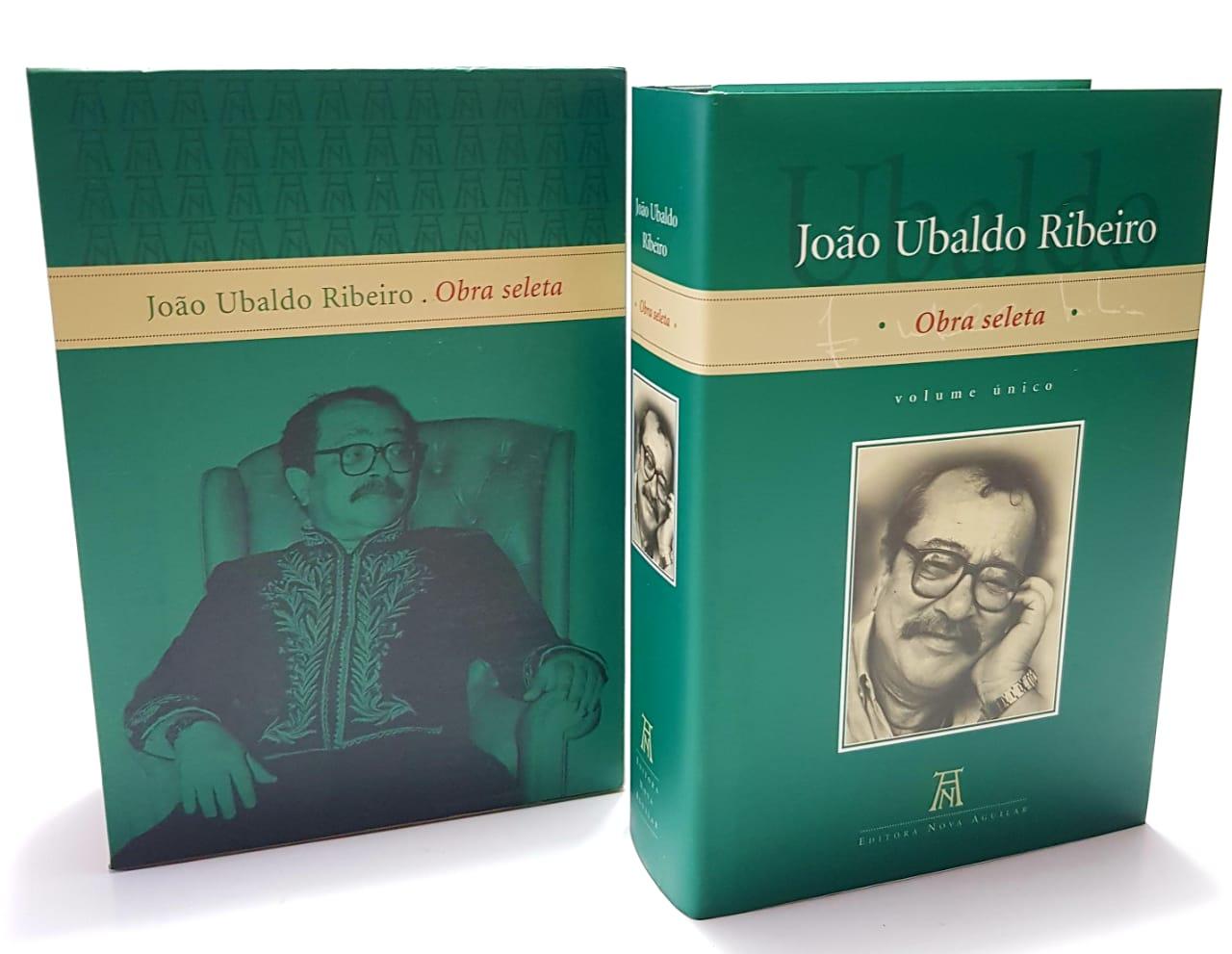 João Ubaldo Ribeiro - Obra Seleta / NOVA / Ed. Nova Aguilar