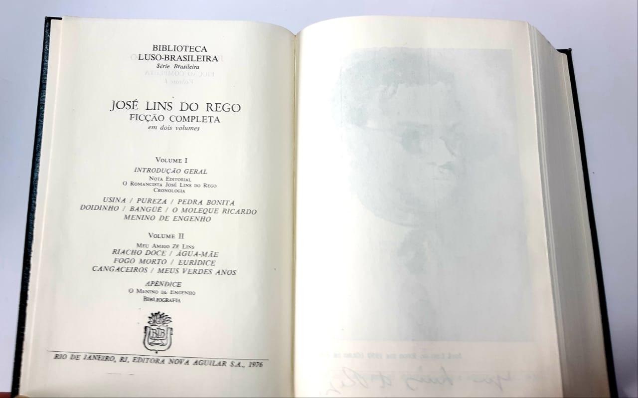 José Lins do Rego - Ficção Completa - Nova Aguilar