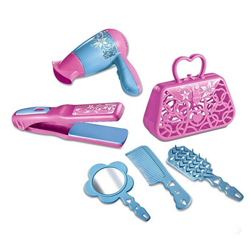 Kit Beleza Fashion -  Brinquedo Infantil - 6 Peças