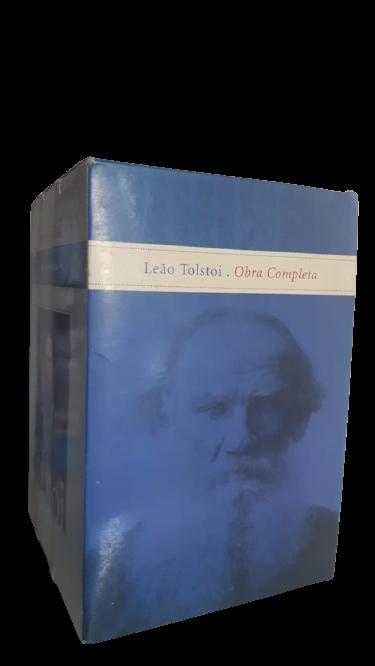 Leão Tolstoi - 3 Vols - Nova Aguilar