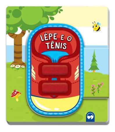 Lépe E O Tênis - Livro Infantil Educativo