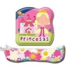 Livrinho Flutuante Princesas - Para Bebês