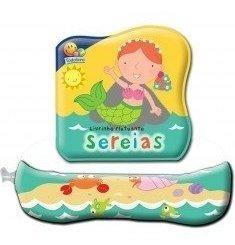 Livrinho Flutuante Sereias - Para Bebês