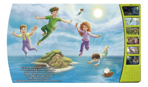 Peter Pan : Livro Sonoro