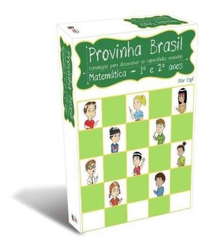 Provinha Brasil: Matemática -  1º E 2º Anos