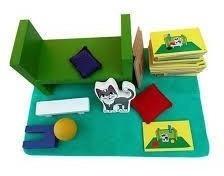 Pulo Do Gato - Brinquedo Educativo - Psicomotricidade