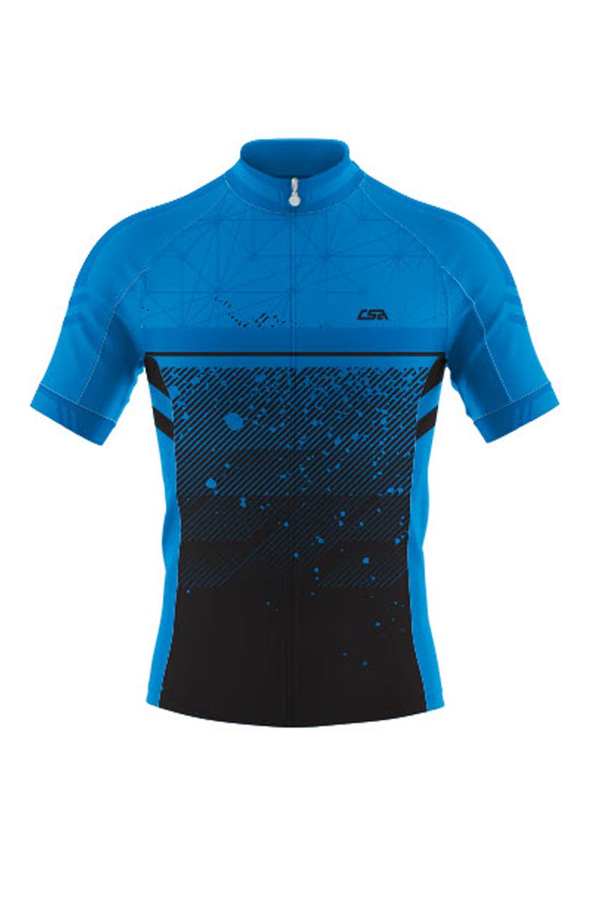 Camisa Ciclista Race CSA Sport Masculina Manga Curta AZ
