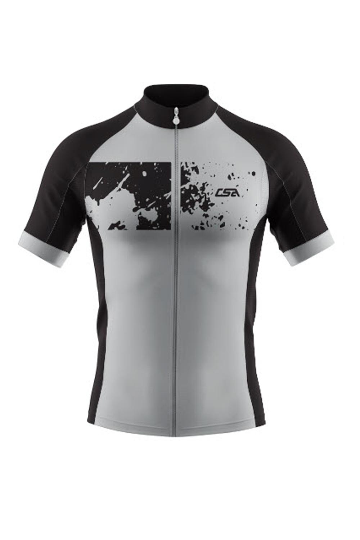 Camisa Ciclista Tour CSA Sport Masculina Slim e Plus Size
