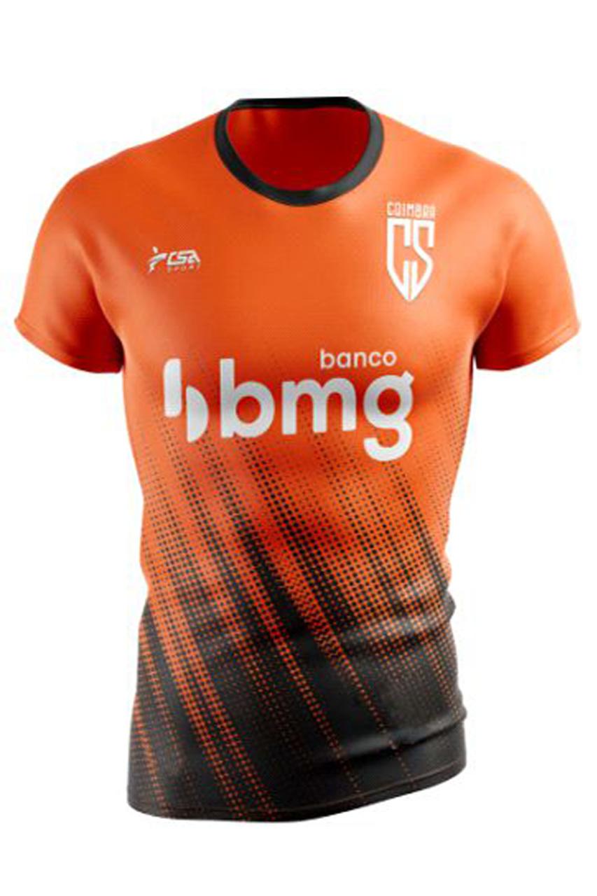 Camisa Oficial Coimbra Treino 2021 CSA Sport