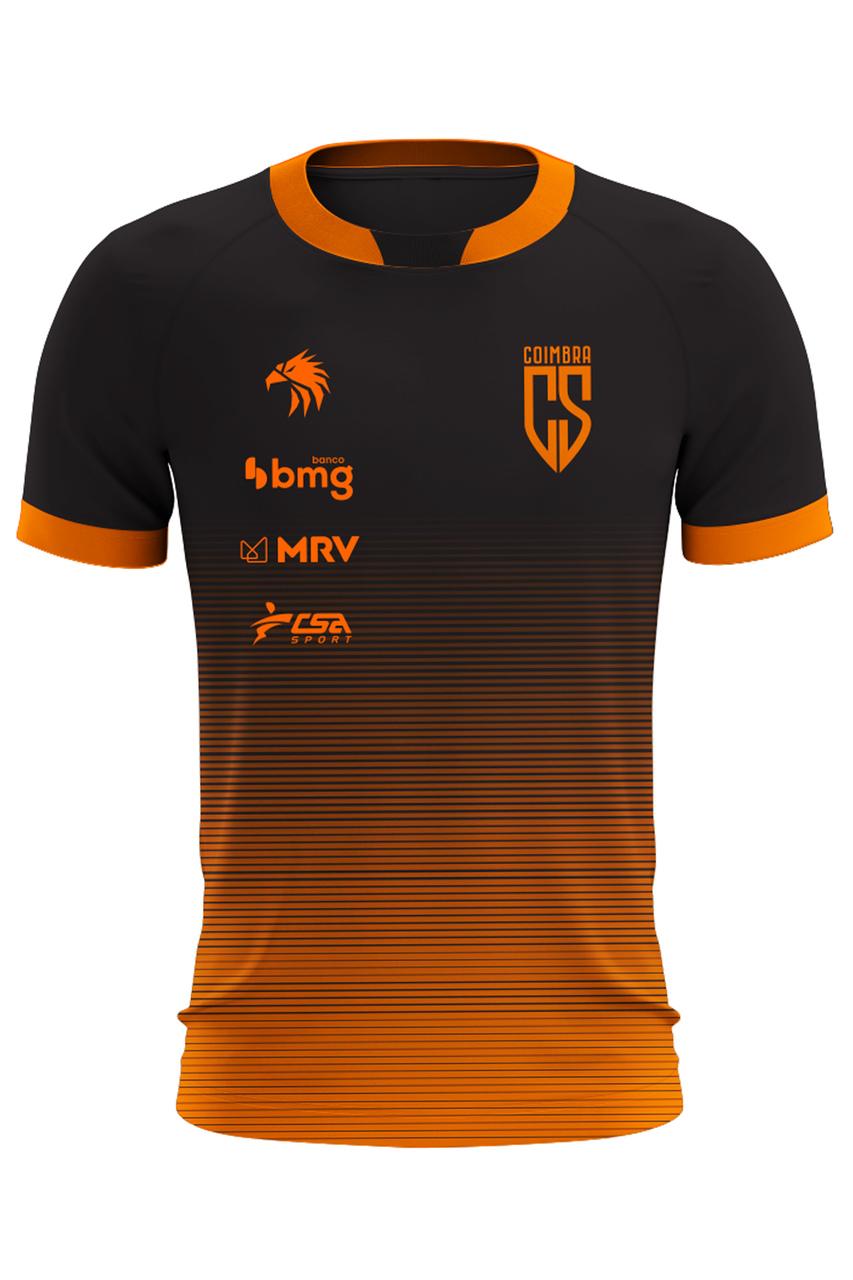 Camisa Oficial Coimbra Viagem 2021 CSA Sport
