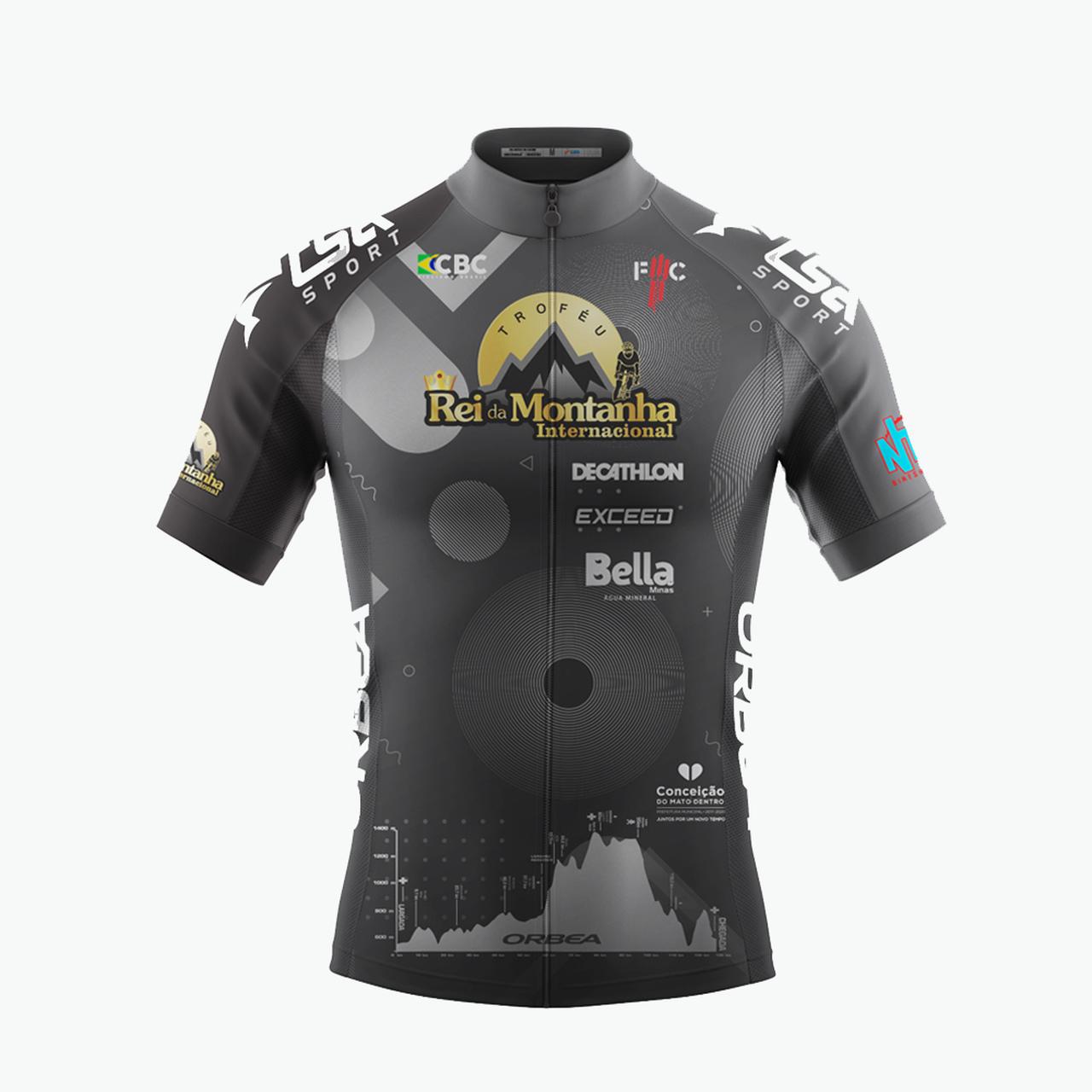 Camisa Personalizada Rei da Montanha  - Mostruário CSA Sport