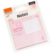 Bloco de Recado Autoadesivo Smart Notes Elefante 3 em 1 30Fls